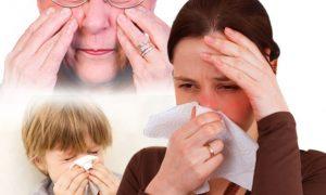 phòng chống các bệnh về mũi