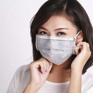 Dùng các biện pháp bảo vệ mũi
