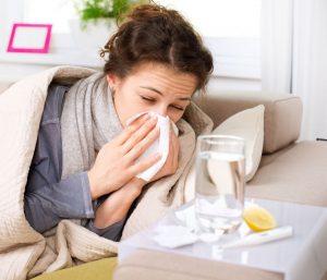 Bệnh về mũi khi trời lạnh