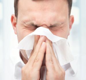 bệnh viêm mũi làm tắc nghẹt mũi