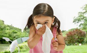 Bệnh viêm xoang cấp ở trẻ em