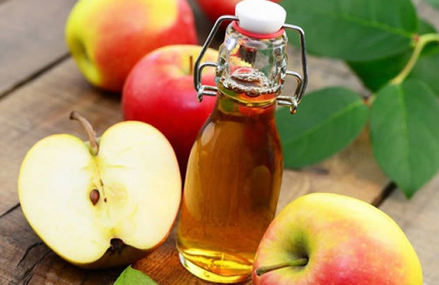 Táo và giấm táo rất tốt cho người bệnh viêm xoang
