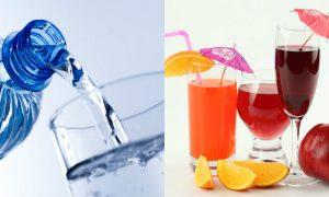 uống nước tốt cho người viêm xoang