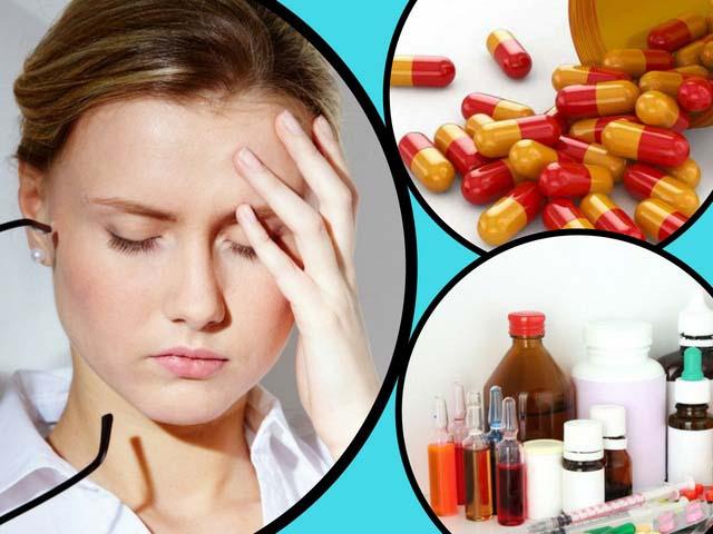 Thuốc Tây chữa viêm xoang trán