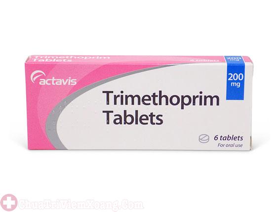 Thuốc điều trị viêm xoang trán