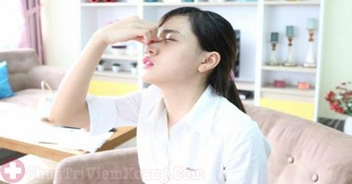 Nghẹt mũi triệu chứng viêm mũi dị ứng hay gặp