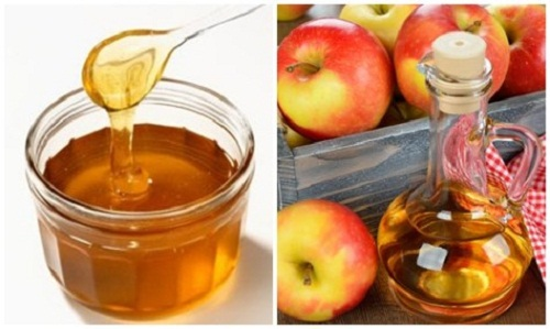 Kết quả hình ảnh cho mật ong giấm táo