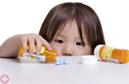 Thuốc tây y điều trị viêm mũi dị ứng cho trẻ