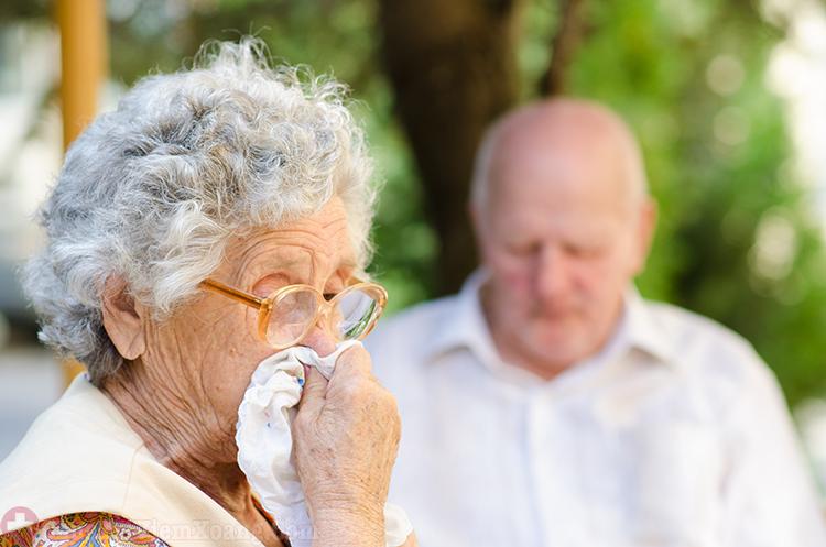 Bệnh viêm mũi dị ứng ở người cao tuổi