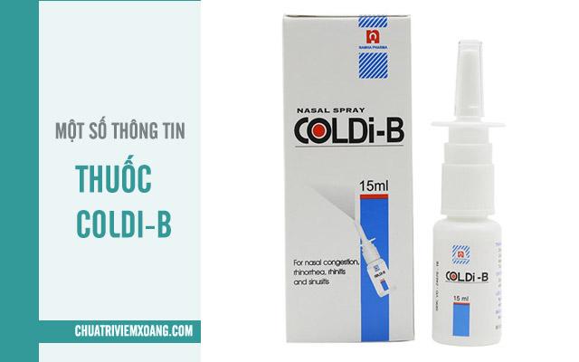 thuốc Coldi-B