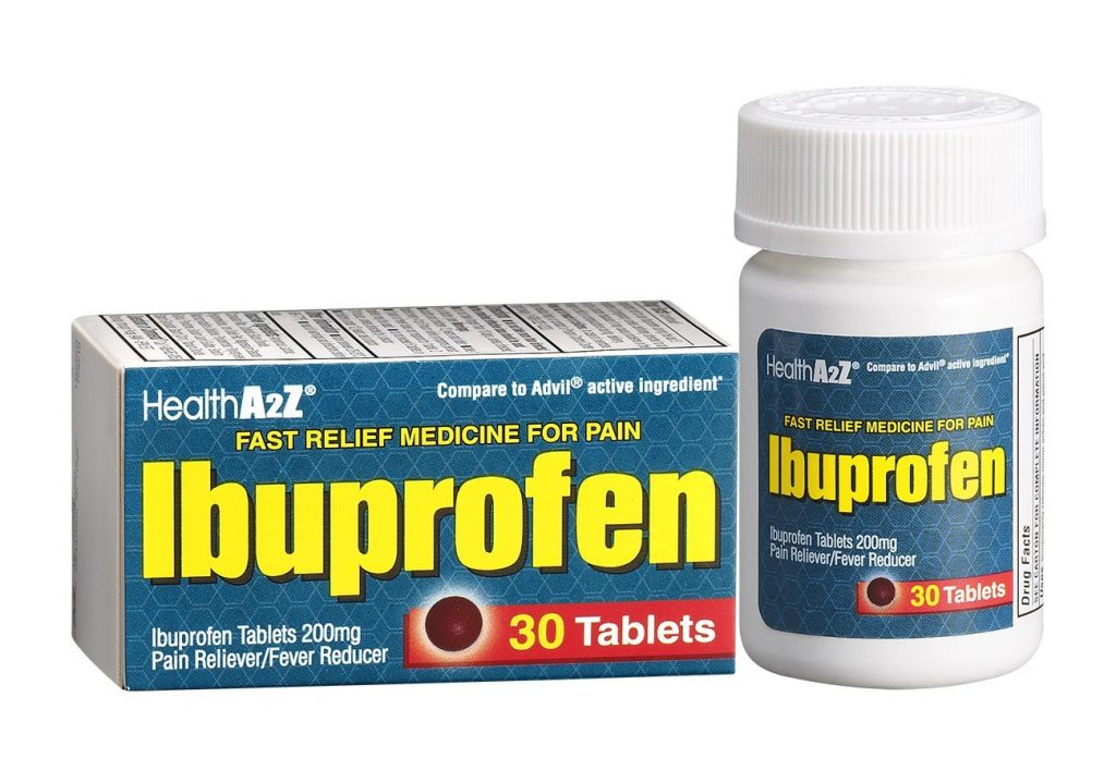 Bệnh viêm xoang uống thuốc giảm đau