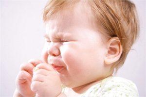 biểu hiện viêm mũi ở trẻ sơ sinh