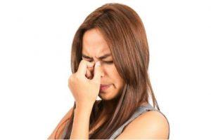 Khốn khổ vì viêm xoang mũi