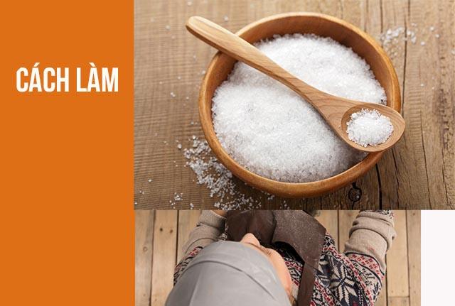 nước muối chữa viêm mũi dị ứng