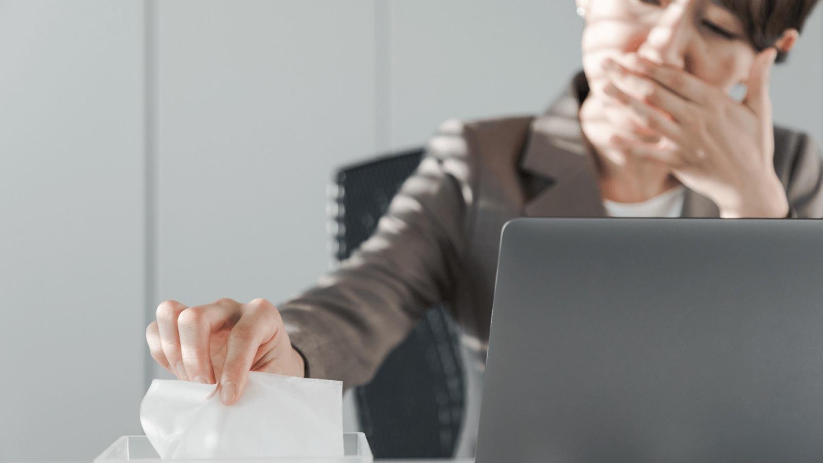 Viêm mũi dị ứng là căn bệnh nguy hiểm ảnh hưởng tới sức khỏe và chất lượng công việc của người bệnh