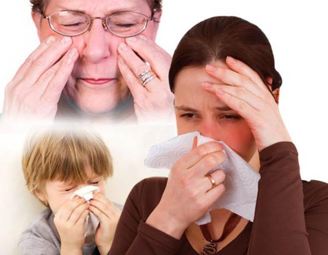 Viêm xoang ảnh hưởng đến đường hô hấp gây ra những biến chứng nguy hiểm
