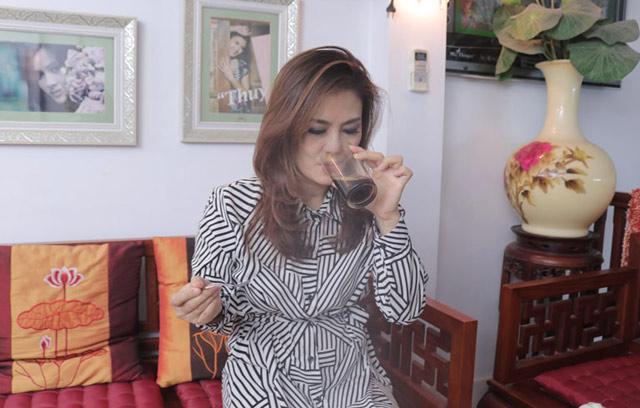 Nữ diễn viên tin tưởng sử dụng bài thuốc của Đỗ Minh Đường